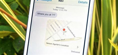 how do i send my location on iphone how to send your iphone s current location in ios