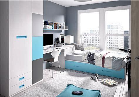 chambre ado bleu gris chambre ado nomade secret de chambre