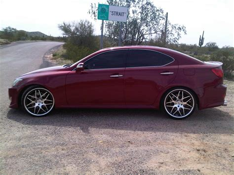 isf lexus red help with rims on matador red is350 clublexus lexus