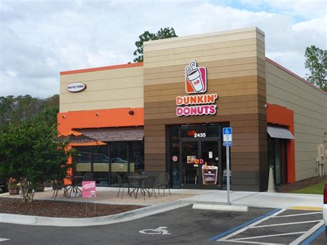 dunkin donuts st augustine  san marco ave