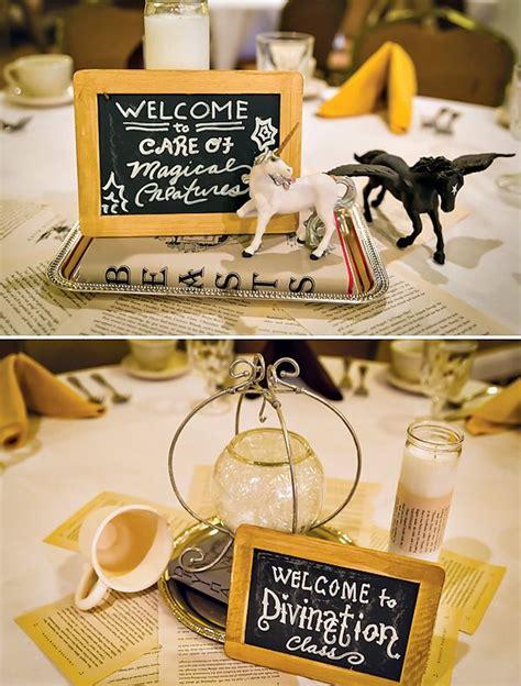Harry Potter Bridal Shower Ideas by Best 25 Harry Potter Table Ideas On Harry