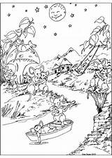 Coloring Valley Mice River Pretty Adult Drawing Adults Mouses Mushroom Boat Banks Printable Justcolor Drawings Stamps Nature Artsy sketch template