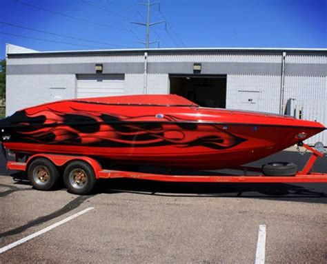 Boat Wraps Ct boat graphics south ct g signs graphics