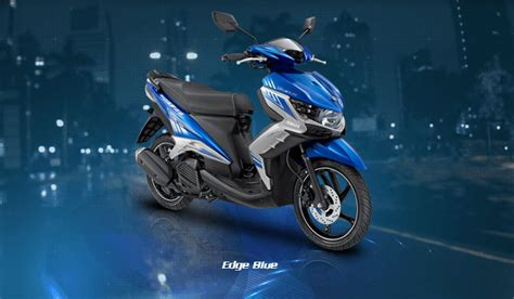 » 2014 Yamaha Gt125 Edge Blue At Cpu Hunter