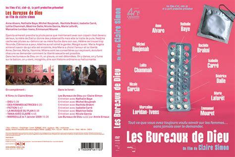 Jaquette Dvd De Les Bureaux De Dieu Custom  Cinéma Passion