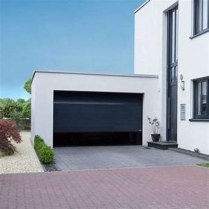 porte garage sectionnelle woodgrain novoferm iso 20 With woodgrain porte garage