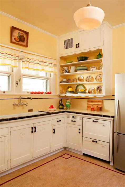 cabinet for kitchen friendly kitchen in a 1912 foursquare house 1912
