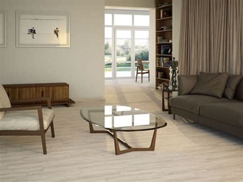 Saman Fresno Wood Effect Floor Tiles   Cream Ceramic Wood