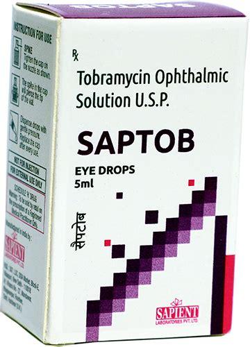 saptob eye drops