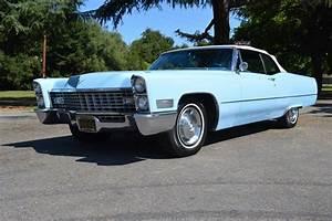 1967 Cadillac Deville Convertible Venetian Blue Automatic