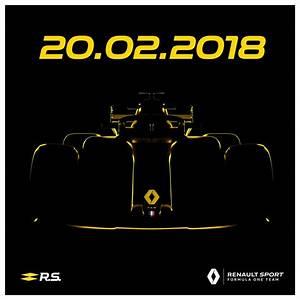 Presentation F1 2018 : formule 1 renault d voile la date de pr sentation de sa livr e 2018 le mag sport auto le ~ Medecine-chirurgie-esthetiques.com Avis de Voitures