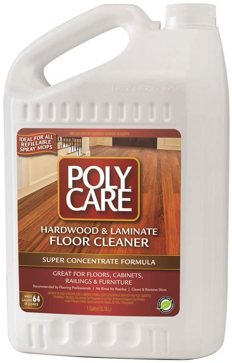 Absolute Coatings 70001 Polycare Hardwood And Laminate