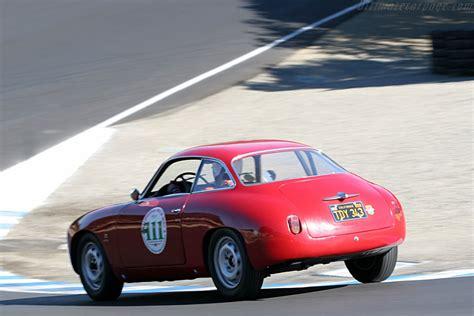 Alfa Romeo Giulietta SZ - 2007 Monterey Historic ...