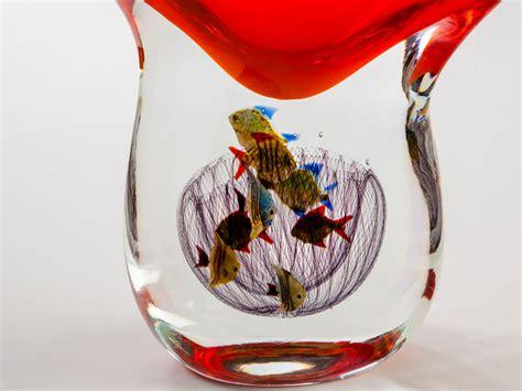 vasi artistici collezione vasi artistici in vetro di murano
