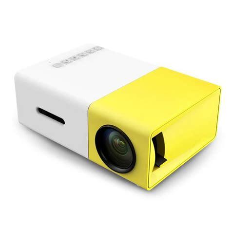 portable lcd projector home media player mini projectors