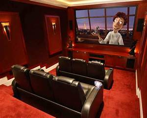 Professional Basement Home Theater Designs
