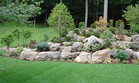 pictures of rock gardens landscaping landscaping designs with rocks