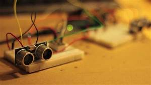 Ultrasonic Sensor People Counter With Arduino