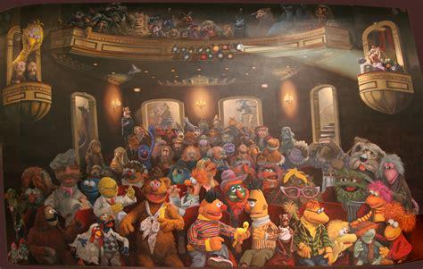 muppet show  ultra fond decran hd arriere plan