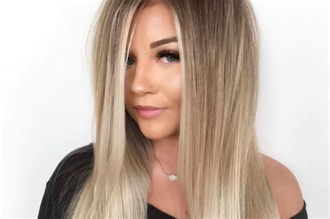 perfect hairstyles  long thin hair trending