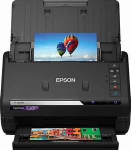 Epson Photo Scanner With Feeder