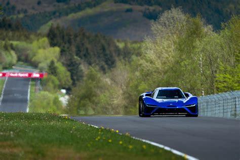 nio smashes  nuerburgring ev lap record speedhunters