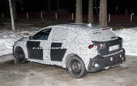 Ford Focus Plant by 2019 Ford Focus Mk4 Photos