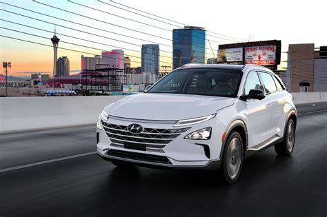 Hyundai Press by Hyundai Unveils Nexo Fuel Cell Vehicle With 800km Range