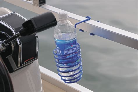 Pontoon Boat Rail Cup Holders by Product Test No 89 Skiffdaddy Portable Drink Holder