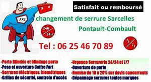 Changement De Serrure Paris : changement de serrure pontault combault 77 ouverture de porte serrurier paris idf ~ Mglfilm.com Idées de Décoration