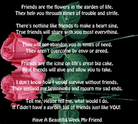 beautiful friendship poems wallpapers  pictures
