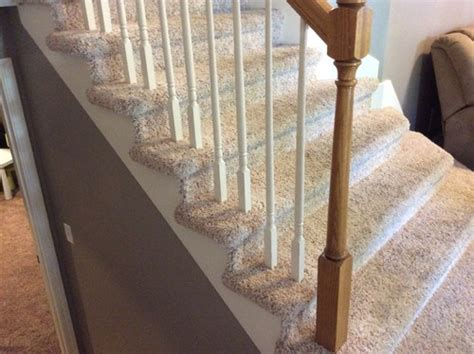 Replacing Balusters Without Removing Carpet? Ideal Carpet Cleaning Eau Claire Wi One Bloomington Mn Reviews Red Wine Stains Out Of Wool How Do You Clean Wall To E Channel Academy Awards Gold Coast Naples Removing Old Latex Paint From American Cleaners