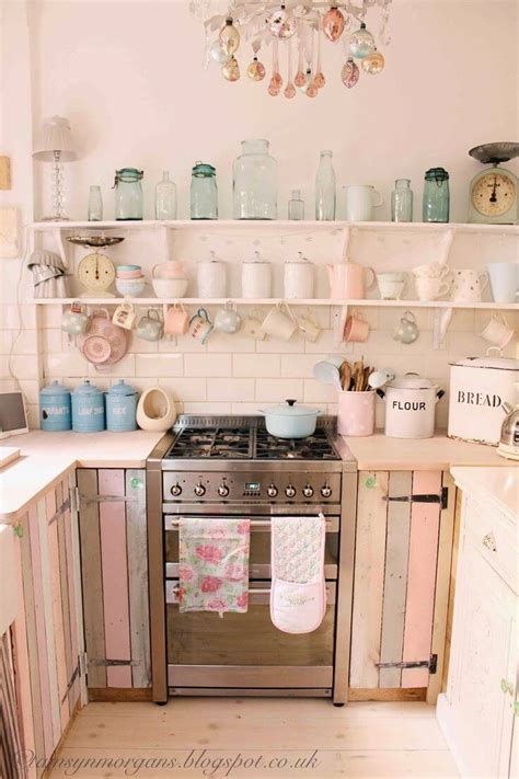 shabby chic kitchen accessories uk 29 best shabby chic kitchen decor ideas and designs for 2018 7904