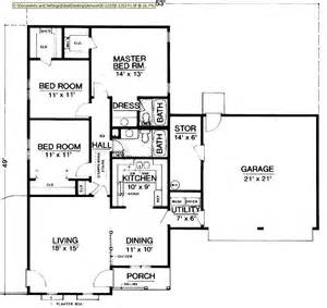 Detailed House Plans Pictures by Hyde Park 1203 2846 3 Bedrooms And 2 5 Baths The