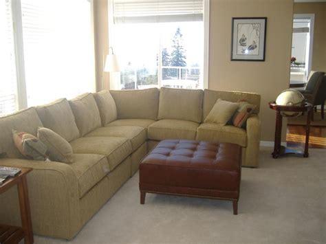 sectional sofas ethan allen bennett roll arm sectional