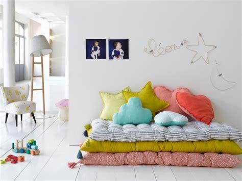 dimension canapé lit matelas de sol pour enfants les plus jolis modèles