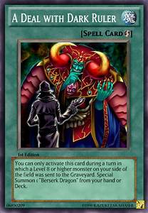 A Deal with Dark Ruler - Dueling Network Wiki
