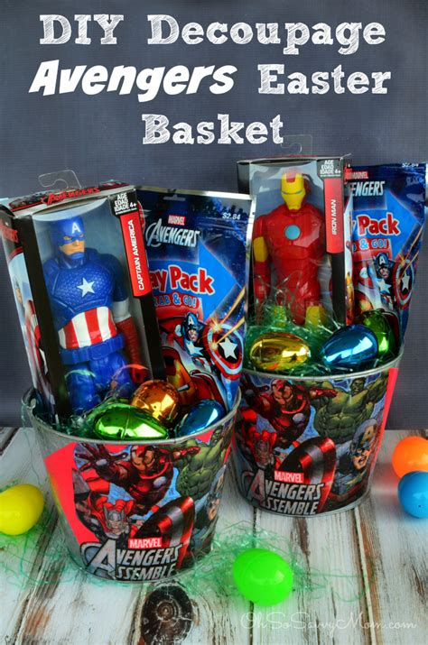 great easter basket ideas crazy  projects