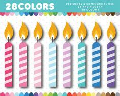 candles clipart  large images cards cake clipart