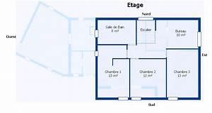 notre maison ossature bois labelisee bbc dans les pyrenees With plan maison 3d gratuit 16 plenitude
