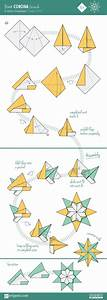 17 Best Images About Diagramas Estrellas Origami On