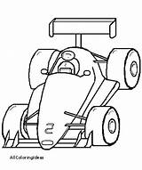 Coloring Race Racing Template F1 Cool Drawing Cars Driver Simple Drag Printable Colouring Fast Sprint Disney Getdrawings Getcolorings Clipartmag Pa sketch template