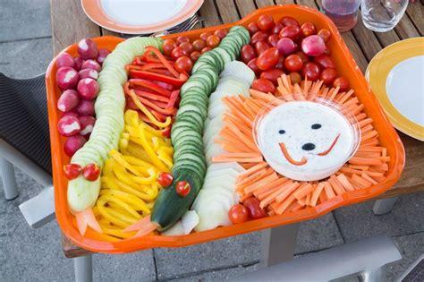 Gefährliche Gemüseplatte Für Kinder  Dangerous Vegetables