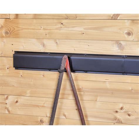 power plus tools opbergsysteem tuingereedschap ophangen opbergen