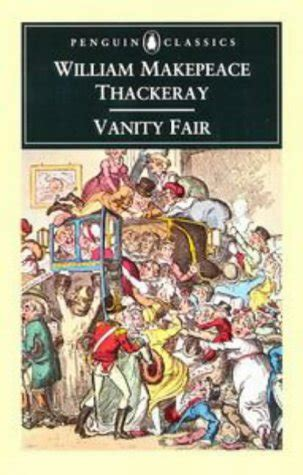 Vanity Book - vanity fair by william makepeace thackeray review of