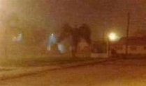 Sinister photo of huge 'winged demon' goes viral amid ...