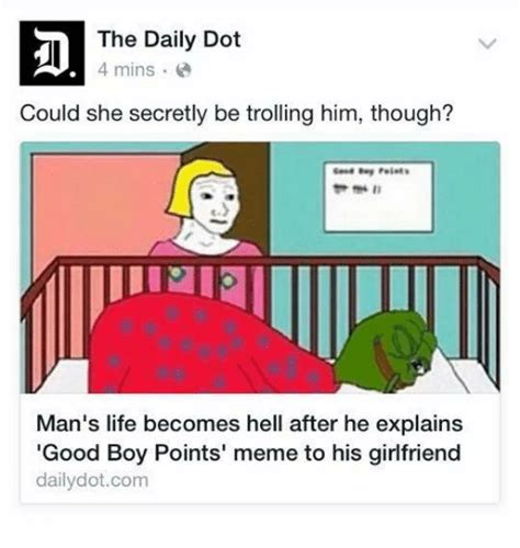 The Daily Dot 4 Mins Could She Secretly Be Trolling Him