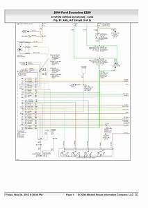 My Transmission In My 2004 E250  Wiring Diagram  Vehicles  Trans