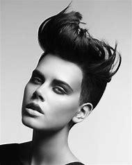 Pixie Undercut Hairstyles for Short Hair Women