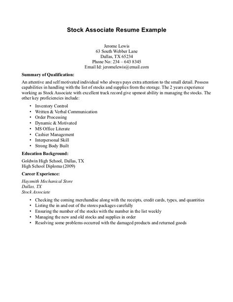 examples of work experience on a resume resume examples no experience resume examples no